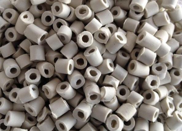 Raschig Rings 1lb Reflux Still Column Packing For